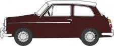 Oxford 76AA007 Austin A40 MkII Maroon B