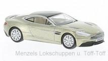 Oxford 76AMV002 Aston Martin Vanquish Coupe bronze
