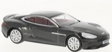 Oxford 76AMV003 Aston Martin Vanquish Coupe grau