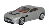 Oxford 76AMVT002 Aston Martin V12 Vantage S silber