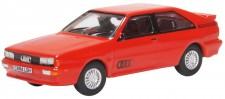 Oxford 76AQ001 Audi Quattro Tornado Red