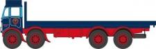 Oxford 76ATKL003 Atkinson Flachbett Tennant Transport