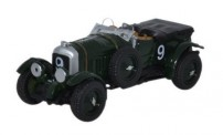 Oxford 76BB001 Bentley Blower Le Mans 1930 No.9