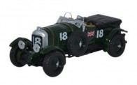 Oxford 76BB002 Bentley Blower French Grand Prix 1930