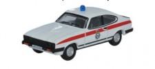 Oxford 76CAP007 Ford Capri Mk.III Merseyside Police