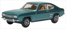 Oxford 76CP003 Ford Capri MK I Aquatic Jade