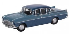 Oxford 76CRE010 Vauxhall Cresta, blau/dunkelblau