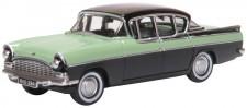 Oxford 76CRE011 Vauxhall Cresta, grün/schwarz