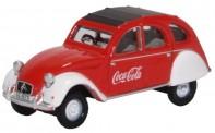 Oxford 76CT007CC Citroen 2CV Coca Cola