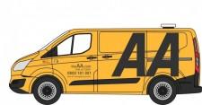 Oxford 76CUS001 Ford Transit 2020 Custom AA