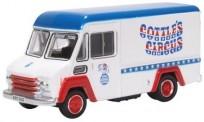 Oxford 76CWT008 Gerry Cottles Circus Commer Walk Thru