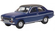 Oxford 76FE002 Ford Escort Mk1 Purple Velvet