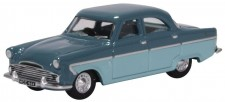 Oxford 76FZ001 Ford Zodiac MKII Shark Blue and