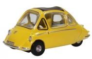 Oxford 76HE003 Heinkel Kabine gelb