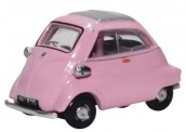 Oxford 76IS003 BMW Isetta pink