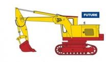 Oxford 76JCB7001 JCB 7 Bagger