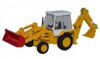 Oxford 76JCX001 JCB 3cx Baggerlader 1980s