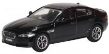 Oxford 76JXE003 Jaguar XE Narvik Black