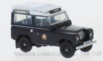 Oxford 76LR2AS004 Land Rover Series II Hong Kong Police