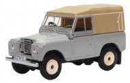Oxford 76LR3S003 Land Rover Series III Canvas Mid Grey