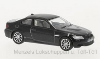Oxford 76M3002 BMW M3 Coupe (E92) Jerez Black