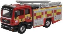 Oxford 76MFE005 MAN Pump Ladder Hertfordshire Fire