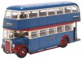 Oxford 76PD2008 Leyland PD2/12, blau, A1 Service