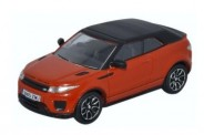 Oxford 76RREC001 Range Rover Evoque Cabrio orange