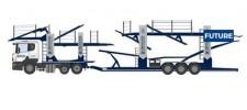 Oxford 76SCT007 Scania Autotransport-HZ Robinsons