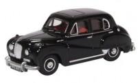 Oxford 76SOM001 Austin Somerset Black