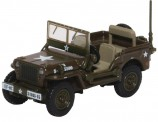 Oxford 76WMB003 Jeep Willys MB US Army
