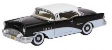 Oxford 87BC55005 Buick Century Coupe schwarz/weiß 1955