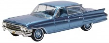 Oxford 87CSD61003 Cadillac Sedan Deville blau