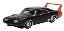 Oxford 87DD69001 Dodge Charger Daytona 1969 Black