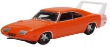 Oxford 87DD69002 Dodge Charger Daytona 1969 Orange