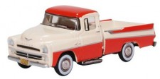 Oxford 87DP57001 Dodge D100 Sweptside Pick Up 1957 Tropic