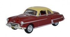 Oxford 87OR50001 Oldsmobile Rocket 88 Coupe 1950