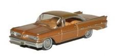 Oxford 87PB59001 Pontiac Bonneville Coupe 1959