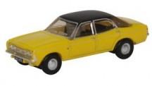 Oxford NCOR3002 Ford Cortina MKIII Daytona Yellow