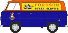 Oxford NFDE011 Ford 400E Van Fordson Tractors