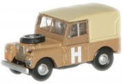 Oxford NLAN188002 Land Rover 88 Sand/Military