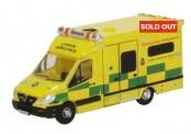 Oxford NMA002 MB Sprinter Ambulance London