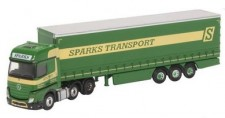 Oxford NMB006 MB Actros MP4 GSC GPSZ Sparks