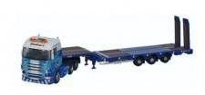 Oxford NSHL01ST Scania R HL Flachbett-SZ Stobart