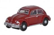 Oxford NVWB002 VW Käfer dunkelrot
