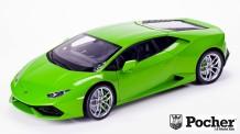 Pocher HK109 Lamborghini Huracan LP 610-4 grün