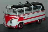 MX42105-021 VW T1 Auwärter Carlux - rot/weiß