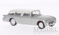 NEO NEO43600 Chevrolet Nomad silber/weiß 1954