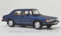 NEO NEO43652 Saab 900 GLi (4türig) blau-met.
