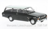 NEO NEO44561 Ford Taunus 17m (P3) Turnier schwarz